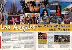 Los Angeles: the City of Stars... and Gangs